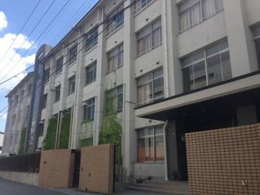 大阪市立 勝山中学校の画像1