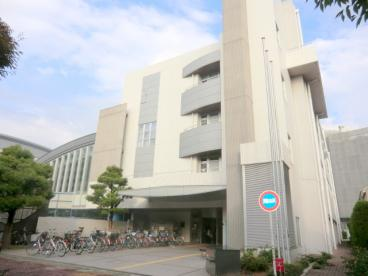 東淀川図書館の画像1
