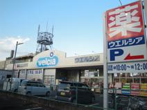ウエルシア薬局八王子東浅川店