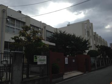 大阪市立 放出中学校の画像1