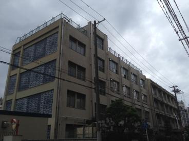 大阪市立 蒲生中学校の画像1