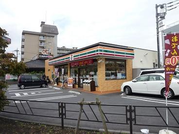 セブンイレブン 大和西鶴間店の画像1