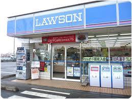 ローソン 広島三川町の画像