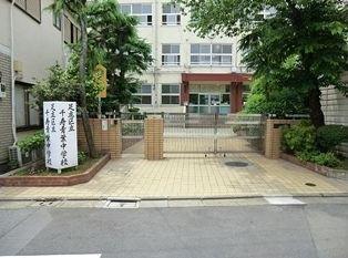 千寿青葉中学校の画像1