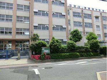 東綾瀬中学校の画像1