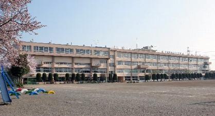 川越市立 上戸小学校の画像1