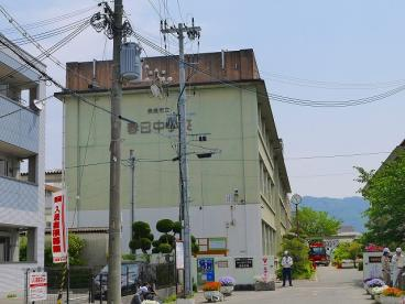奈良市立春日中学校の画像2