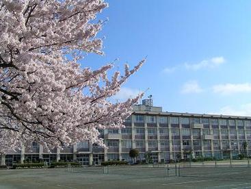 川越市立鯨井中学校の画像1