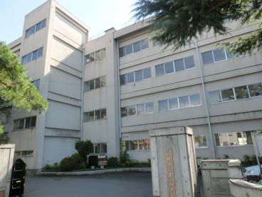 川越市立霞ケ関中学校 の画像1