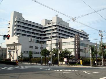 NTT西日本大阪病院の画像1