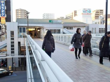 南柏駅の画像2