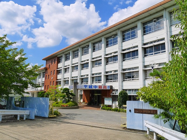 奈良市立平城中学校の画像