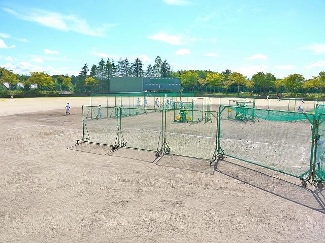 親里競技場(野球場)の画像