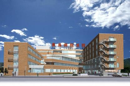 貴島病院本院の画像1