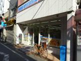 ローソン 代田橋駅北口