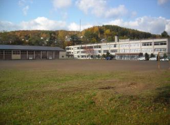 小樽市立長橋中学校の画像1