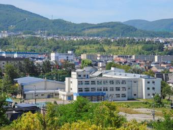 小樽市立朝里中学校の画像1