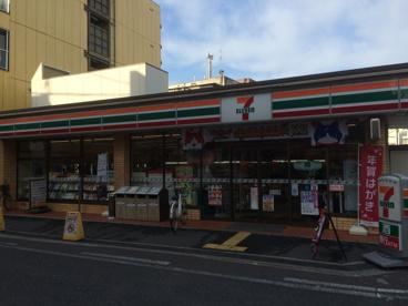 セブンーイレブン近鉄長瀬駅北店の画像1