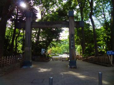 品川区立戸越公園の画像1