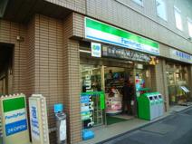 ファミリーマート大崎広小路店