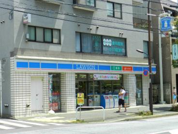 ローソン戸越四丁目店の画像1