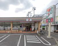 セブンイレブン 船橋北習志野駅西口