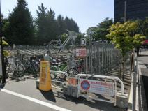 中野駅北口中央・西自転車駐車場