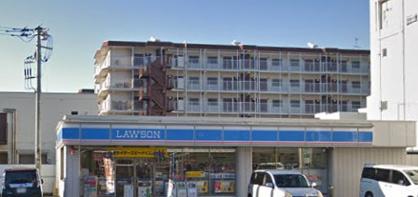 ローソン 谷津ソフトタウン前の画像1