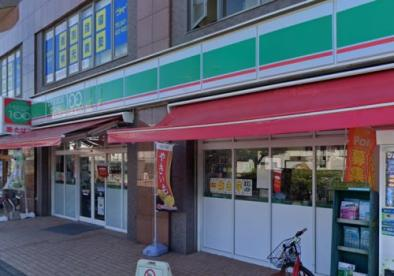 ローソンストア100 東船橋駅前の画像1