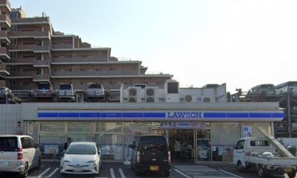 ローソン 北習志野駅前通りの画像1