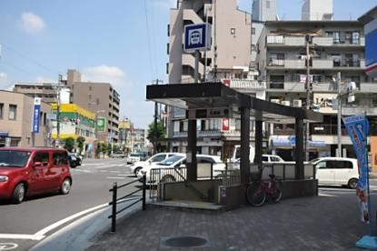 地下鉄千日前線 北巽駅の画像1