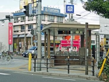 地下鉄千日前線 今里駅の画像1