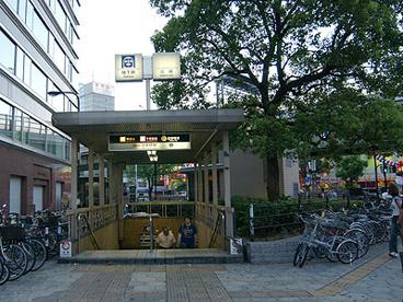 地下鉄千日前線 日本橋駅の画像1