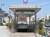 地下鉄鶴見緑地線 西長堀駅