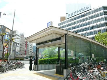 地下鉄鶴見緑地線 長堀橋駅の画像1