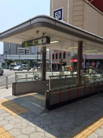 地下鉄鶴見緑地線 松屋町駅の画像1