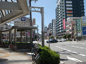 地下鉄鶴見緑地線 玉造駅の画像1