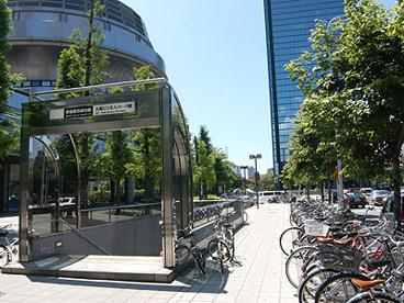 地下鉄鶴見緑地線 大阪ビジネスパーク駅の画像1