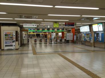 近鉄難波線 日本橋駅の画像1