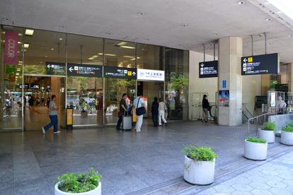 近鉄難波線 大阪上本町駅の画像1