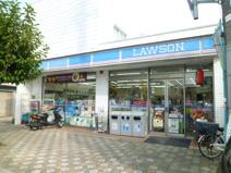 ローソン西新町店