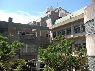 那覇市立 安岡中学校の画像