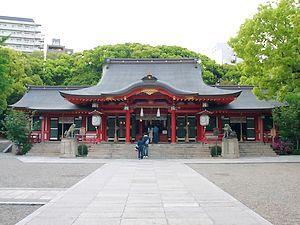 生田神社の画像1