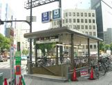 地下鉄堺筋線 天神橋筋六丁目駅