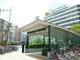 地下鉄堺筋線 長堀橋駅