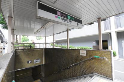 地下鉄中央線 谷町四丁目駅の画像1