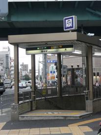 地下鉄中央線 緑橋駅の画像1