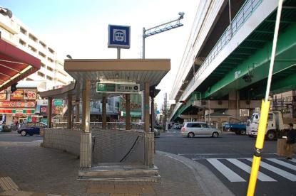 地下鉄中央線 深江橋駅の画像1