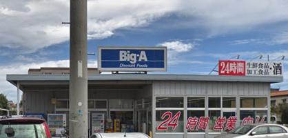 ビッグ・エー 船橋三咲店の画像1
