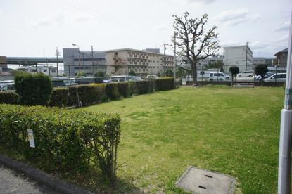 池田市立空港会館の芝生の画像1
